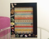 BEST PASTRY CHEF  Themed Picture Frame by Juste Jolie 5x7 Finished Black Frame