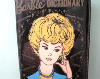 1963 Mattel Barbie Dictionary