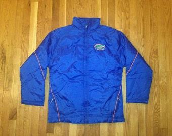 vintage florida gators starter jacket mens size medium