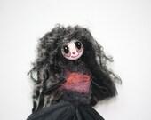 Handmade Doll Faerie OOAK (One Of A Kind) Art Doll Fairy Faerie Fantasy Wild Elf