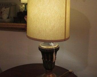 Palm Leaf Lamp