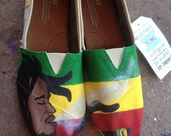 Bob Marley TOMS