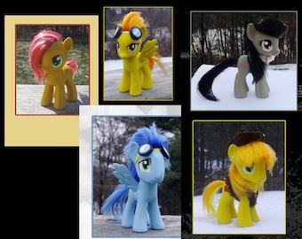 My Little Pony G4 Custom