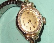 Ladies Caravelle watch*