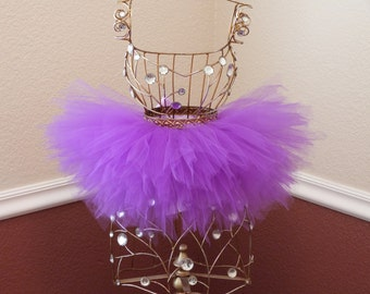 Baby Purple Tutu Skirt