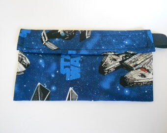 Star Wars Reusable Snack Bag