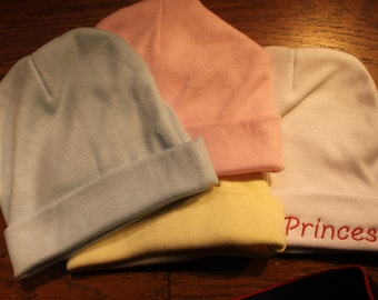Baby Beanies - Infant Hat - Pesonalized