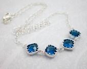 Dazzling Blue Sapphire Si...