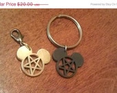 SALE Mouse Keychains