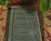 1894 German Language Hymnal  Cleveland Ohio