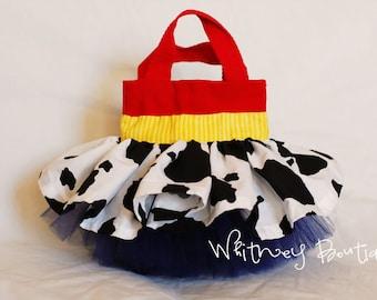 Jessie Mini Tutu Tote Bag