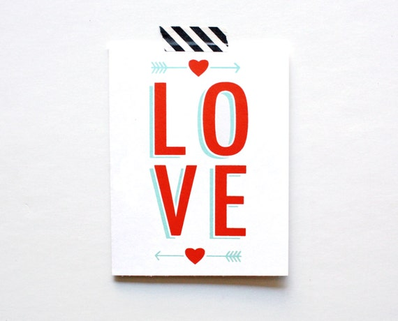 LOVE Card, Wedding, Anniversary