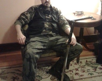 Utility Belt & Tactical Vest - Convertible