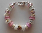 Pink Fox I Love You Bracelet Save 20 percent off of 27.99 Sale ends Black Friday 11/29/13 11:59pm