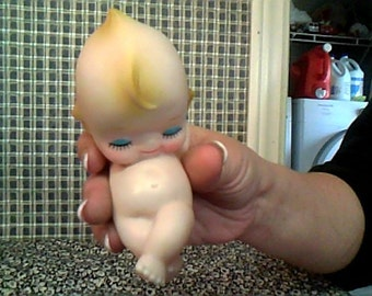 cherub doll blond hair