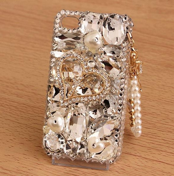 diy rhinestone phone case - photo #38