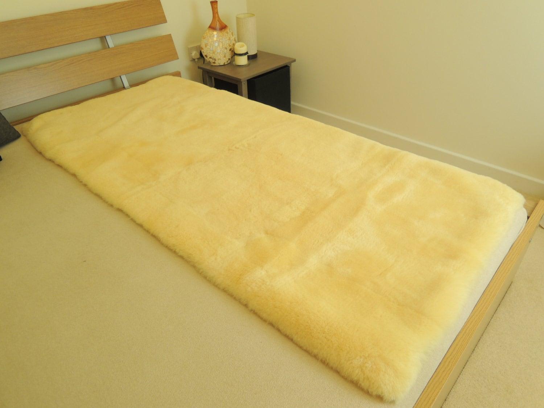 sheepskin mattress pad review 28 images sheepskin wool mattress