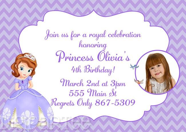 Princess sofia invitation template free orderecigsjuicefo sofia the first invitation wedding invitations stopboris Images