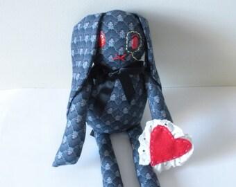 Dapper Bunny Doll - Gentleman Plush