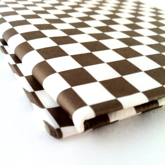 Checkered Wax Paper Shoppe Waxed Paper 10