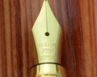 Fountain Pen Iridium Point Nib (Medium Point) From Germany