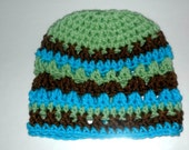 Treasure Chest Hat - PATTERN