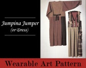 Jumpina Jumper (or Dress) - roomy and flattering