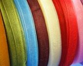 Organza Ribbon Choice of colors / 10 yards