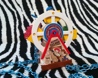 Toy Story Ferris Wheel Necklace