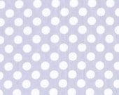 SALE! 1/4m Ta Dot Stone Grey - Michael Miller