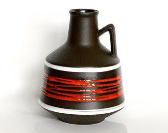 Ilkra: West German pottery vase (2007-20)