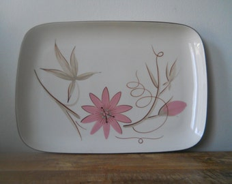 Winfield Passion Flower Tray
