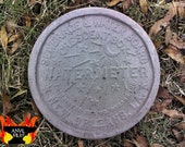 New Orleans Water Meter Stepping Stone