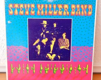 Steve Miller Band - Children of the Future - Vinyl LP - 1968