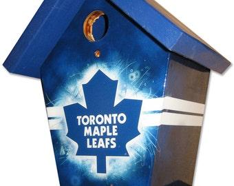 Toronto Maple Leafs Birdhouse
