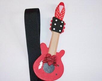 Rock n Roll Bow Holder