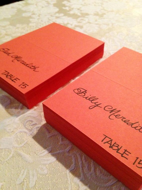 Custom hand written cards