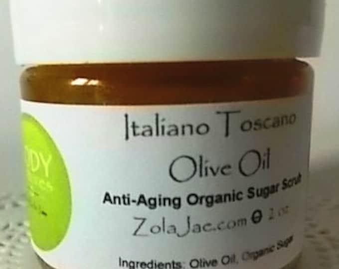 Organic Sugar Facial Scrubs