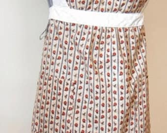 Handmade Country Style Adult Full Apron