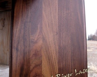 UPGRADE to SOLID WOOD for Mission Plaques