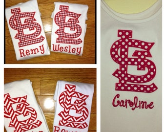 St. Louis Cardinals T-Shirt for Infant and Toddler