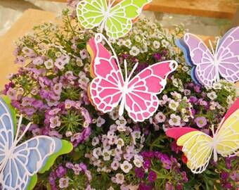 Decorative Butterflies Set of 5