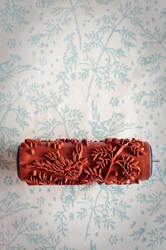 No 1 Patterned Paint Roller From The By Patternedpaintroller