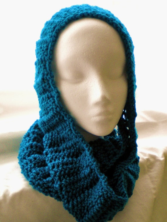 Knitted INFINITY SCARF /Cowl PATTERN by PrimrosePatterns ...