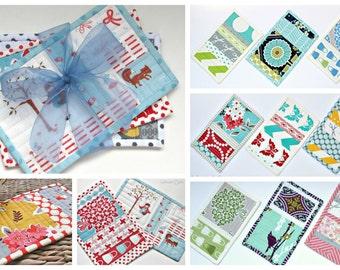 Bundle of Mug Rugs Pattern - Instant Download PDF Pattern