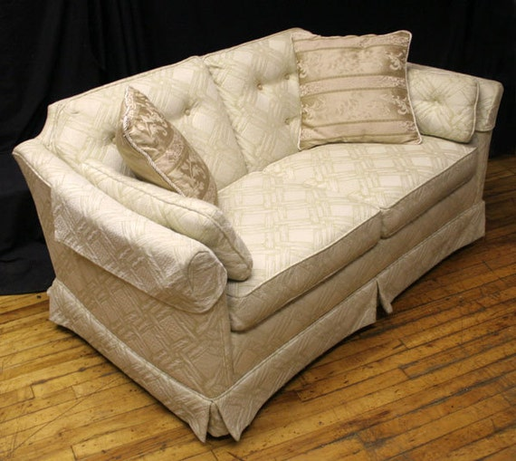 Merveilleux Key City Furniture Attached Pillow Back Sofa Love Seat Couch