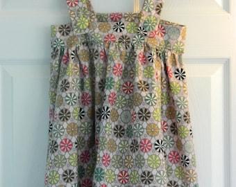 Dana Empire summer dress Size 6