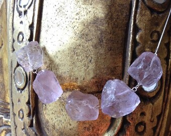 The Bold And The Beautiful Amethyst Necklace