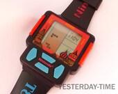 Nintendo T3tris M.Z.Berger Men's Quartz LCD Watch & Game