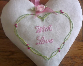 Hanging heart decoration/ gift